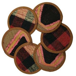 Kilim Coasters Set of 6 - Paradeniz