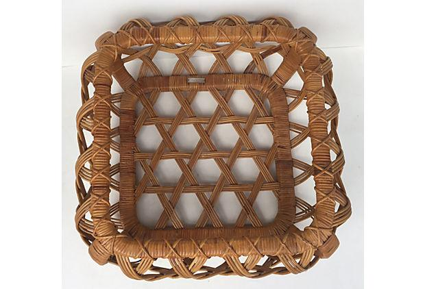 danny ho fong for tropi cal rattan coffee table image 6 of 7