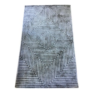 Surya Quartz Contemporary Geometric Rug - 3'x5'