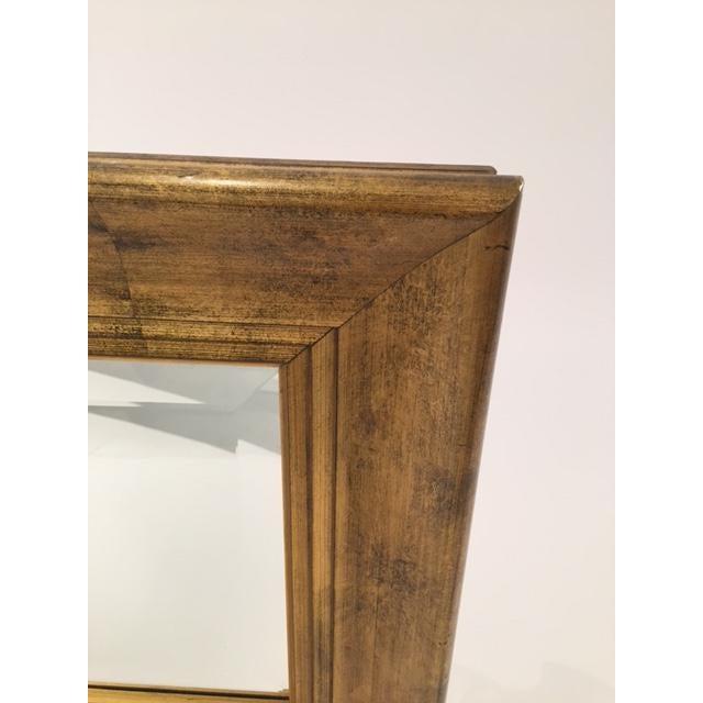 Vintage Gold Framed Mirror - Image 5 of 7