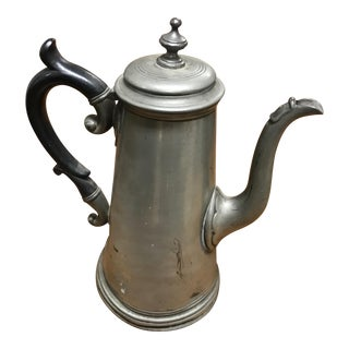 Britannia Metal Beverage Pot