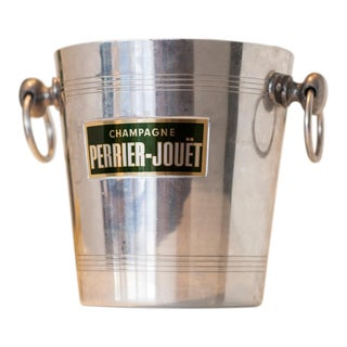 Perrier Jouet French Champagne Bucket