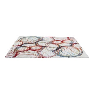 Colorful Bubbles Rug - 7′10″ × 10′6″