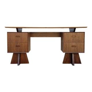 Mid-Century Modern Style Architectural Desk