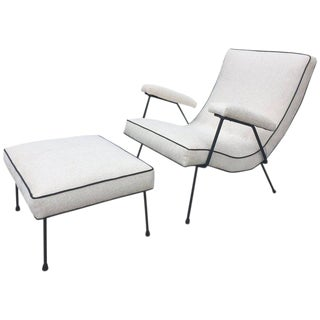 Vintage Adrian Pearsall Lounge Chair