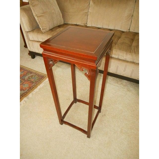 Vintage Gorgeous Baker Furniture Plant Pedestal Stand Chairish
