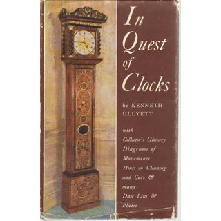 In Quest of Clocks Book: Hints on Cleaning & Care