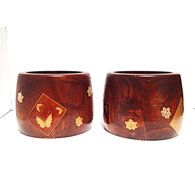 Meiji Period Hibachis - A Pair - Image 4 of 8