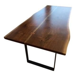 Room & Board Slab Dining Table