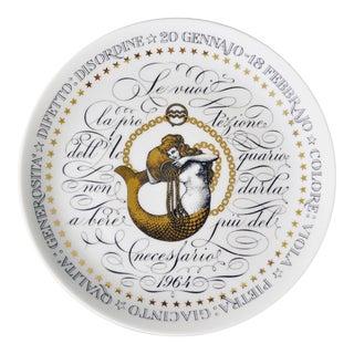 Piero Fornasetti 'Serie Zodiaci' Plates - Set of 8