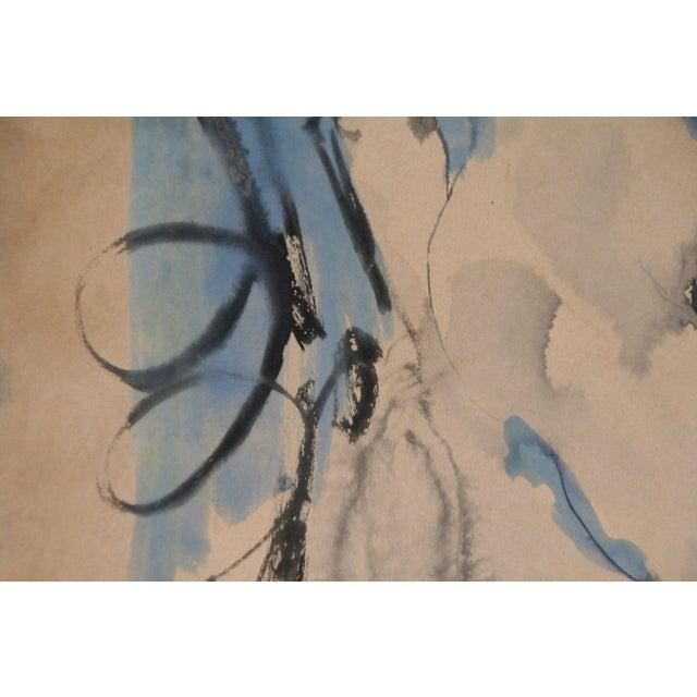 Hendrik Grise Orignal Watercolor Nude - Image 3 of 5