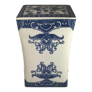 Chinese Blue & White Decorative Object