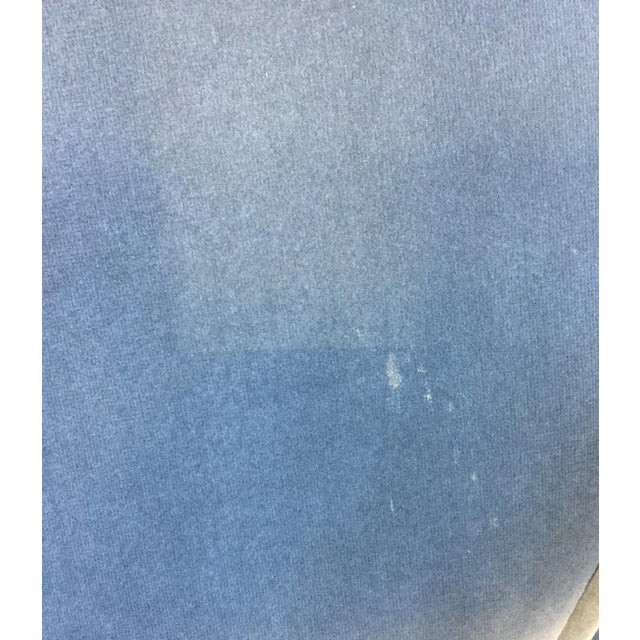 Provence Velvet Arm Chair - Image 8 of 8
