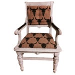 Image of Southwestern Upholstered Armchair