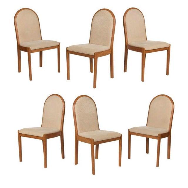 Tarm Stole-Og Møbelfabrik of Denmark Teak Dining Chairs - Set of 6 - Image 3 of 3