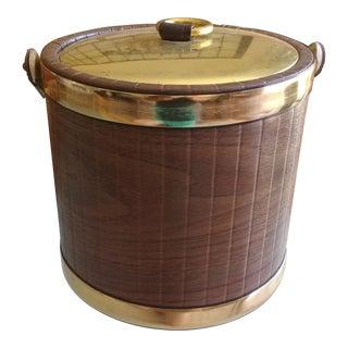 Kraftware Mid-Century Ice Bucket