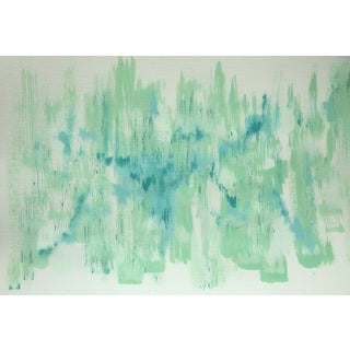 April-Abstract Painting by Cleo