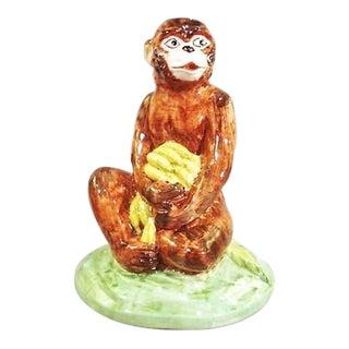 Chelsea House Porcelain Monkey