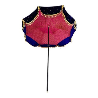 Vintage Indian Garden Umbrella