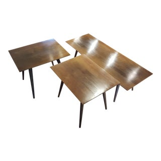 Paul McCobb Coffee Table and End Tables -- A Pair