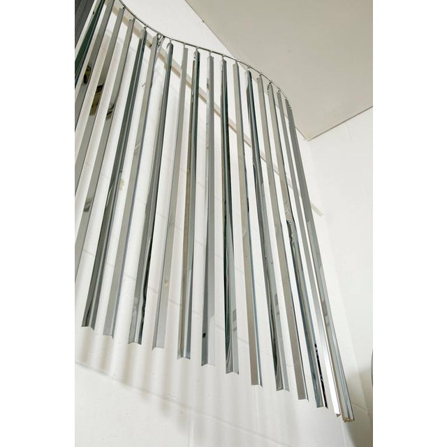 Curtis Jere Silver Kinetic Wall Hanging - Image 7 of 8