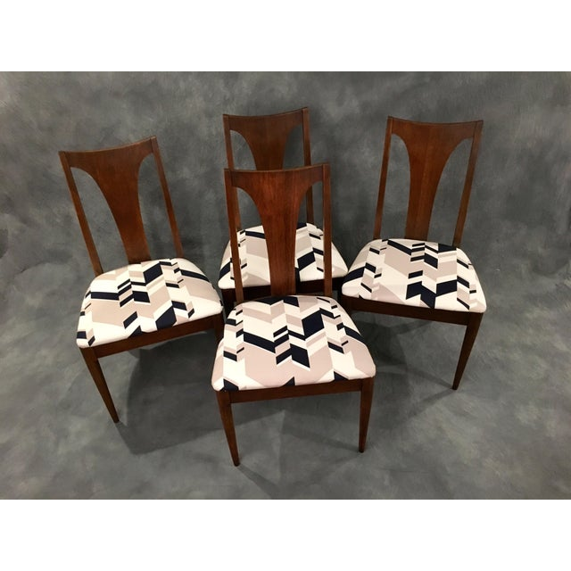 Broyhill Mid-Century Dining Chairs - Set of 4 - Image 6 of 9