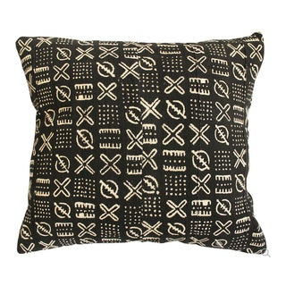 Mali Mudcloth Pillow