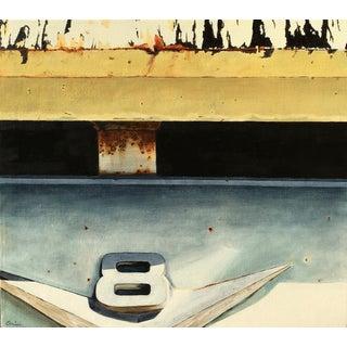 "Ani Heinig Kinyon ""V8"" Original Painting"