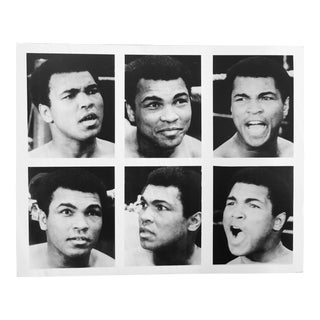 Vintage Original Muhammad Ali Photo