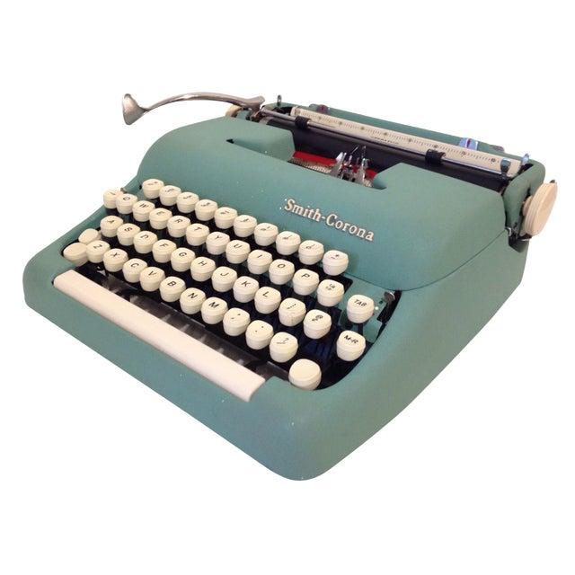 Vintage Smith Corona Sterling Typewriter - Image 1 of 6