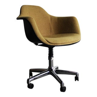 Mid-Century Modern Office Chair in the Manner of Charles and Ray Eames