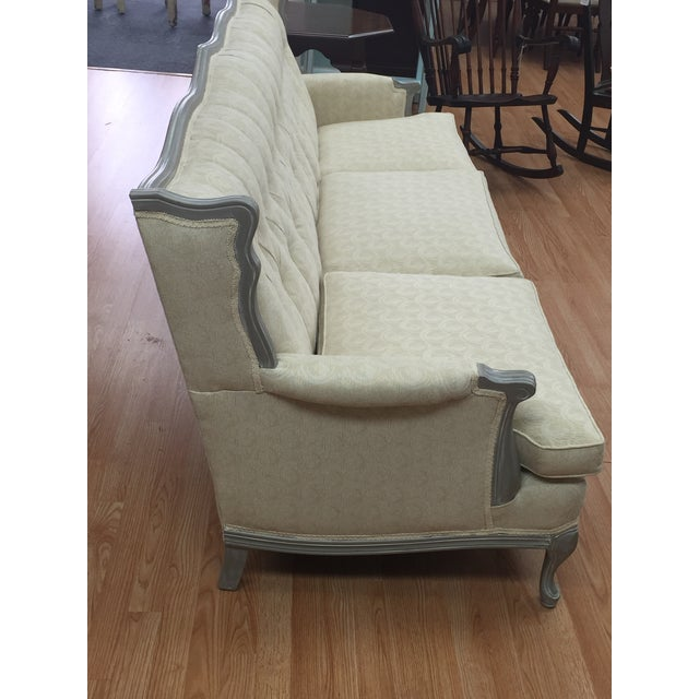 Vintage French Provincial Sofa - Image 7 of 11