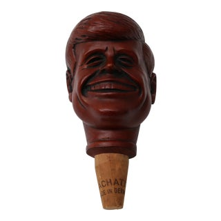 J.F.K. Bottle Stopper