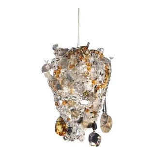 P&V Lighting Bijoux Swarovski Crystal Lamp