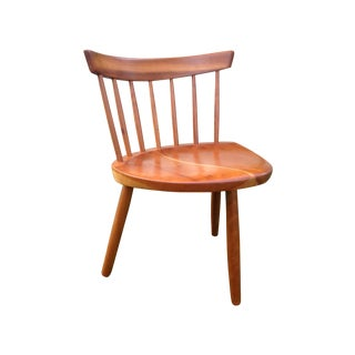 Signed/Dated Authentic George Nakashima Mira Chair