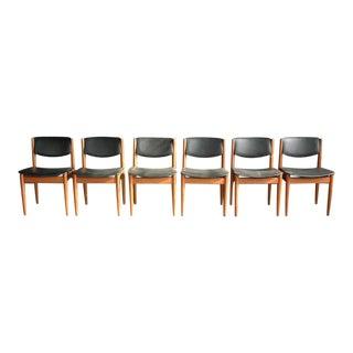 Finn Juhl Model 197 Dining Chairs - Set of 6