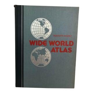 1981 World Atlas by Readers Digest