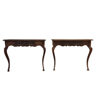 Antique Console Tables - A Pair