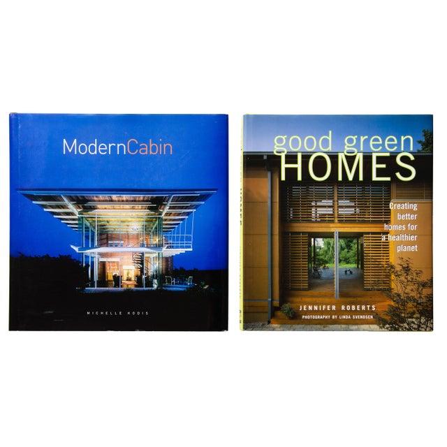Modern Home Design Books A Pair Chairish