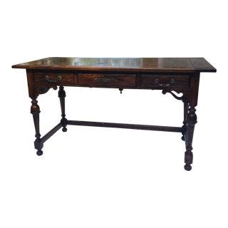 Mid-Century Spanish Baroque Writing Desk