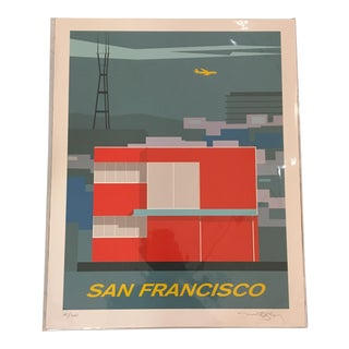 San Francisco Modern Print