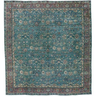 An Indo-Isfahan Carpet