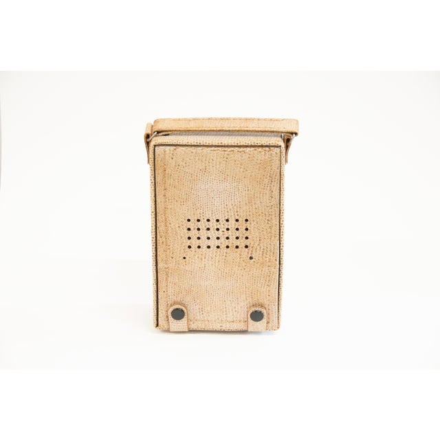 Image of Space Age Four Star Radio