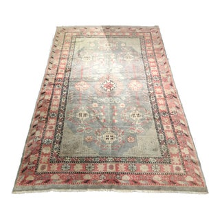 "Bellwether Rugs Vintage Turkish Khotan Area Rug- 4'11"" X 7'11"""