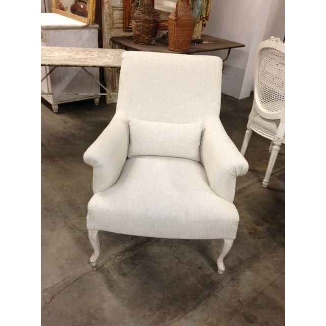 Image of Napoleon Bergere Accent Chair