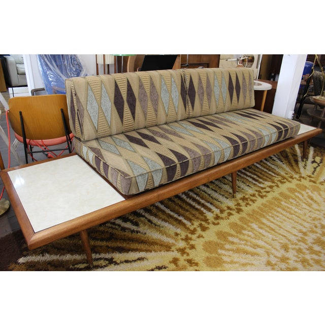 Mid Century Modern Adrian Pearsall Floating Sofa - Image 9 of 9