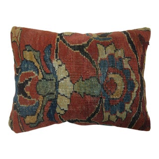 Antique Persian Mahal Pillow