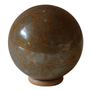 Decorative Marble Orb