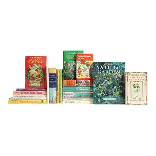 The Gardener's Library - Set of 20