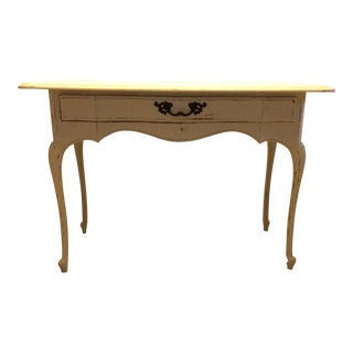 Refurbished & Weathered Vintage Thomasville Table
